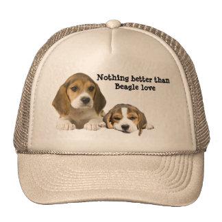 Beagle Buddies Hat