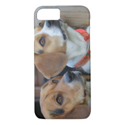 Case-Mate Barely There iPhone 7 Case with Beagle Phone Cases design