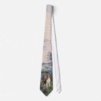 Beagle - By the Seine Tie