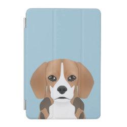 iPad mini Cover with Beagle Phone Cases design