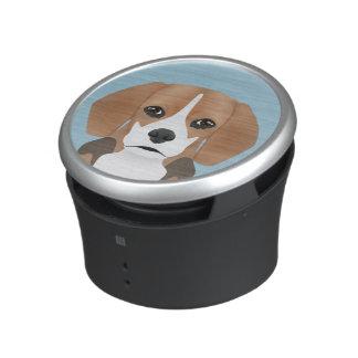 Beagle cartoon speaker
