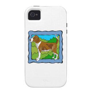 Beagle Vibe iPhone 4 Covers