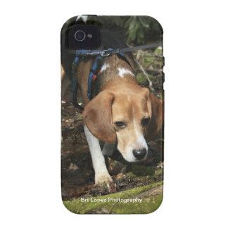 Beagle Vibe iPhone 4 Case