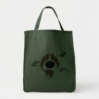 Beagle - cazo… Por lo tanto estoy Bolsas De Mano