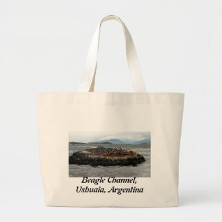 Beagle Channel Large Tote Bag