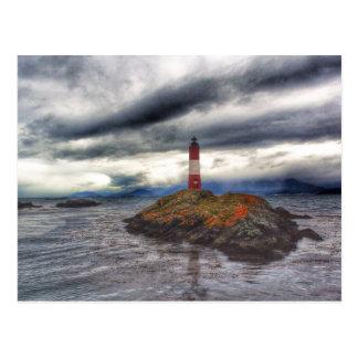 Beagle Channel Lighthouse Postcard