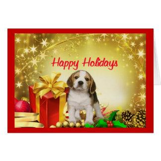 Beagle Christmas Card Gifts