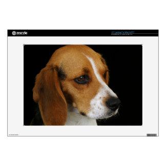 Beagle clásico 38,1cm portátil calcomanía