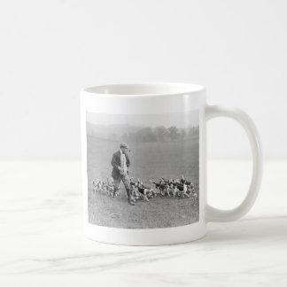 Beagle Club, 1914 Coffee Mug
