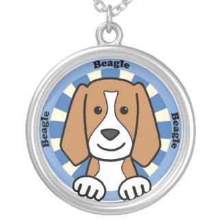 Beagle Colgante Redondo