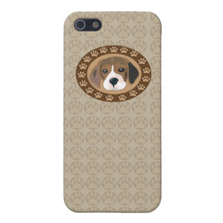 Beagle Cover For iPhone SE/5/5s
