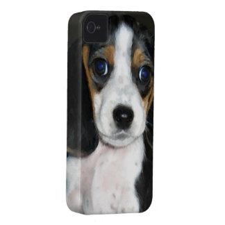 Beagle Cutie Pie iPhone 4 Covers
