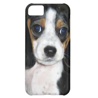 Beagle Cutie Pie iPhone 5C Case