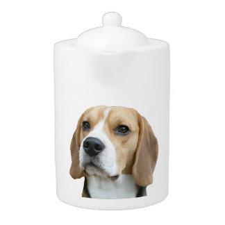 """Beagle"" design teapots"