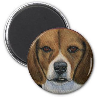 Beagle - Dog Breed Art Refrigerator Magnets