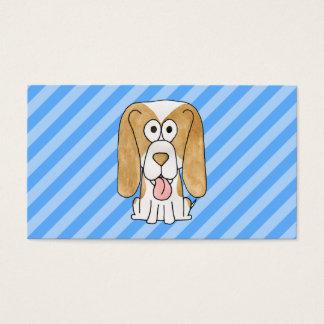 Beagle Dog. Business Card
