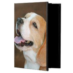 iPad Air Powis Case with Beagle Phone Cases design