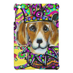 Beagle Dog iPad Mini Covers