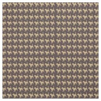Beagle Dog Joy Fabric
