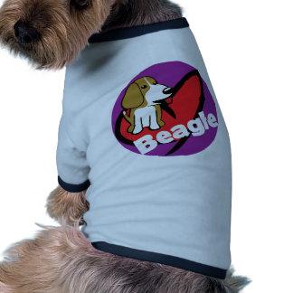 Beagle Dog Tee Shirt