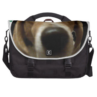 Beagle Dogs rule the Planet - because I said so Bag For Laptop