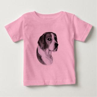 Beagle Drawing Baby T-Shirt