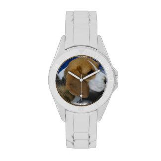 Beagle dulce relojes de pulsera