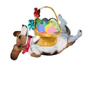 Beagle Easter Fun shirt