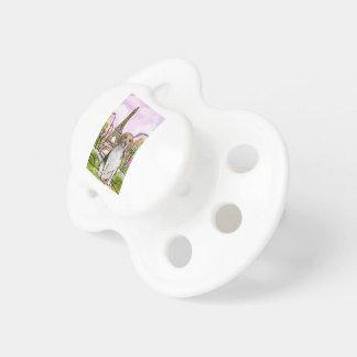 beagle eiffel tower paris pacifier