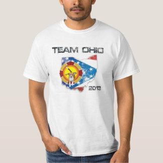 """Beagle """"Eli"""" Team Ohio Shirt"""