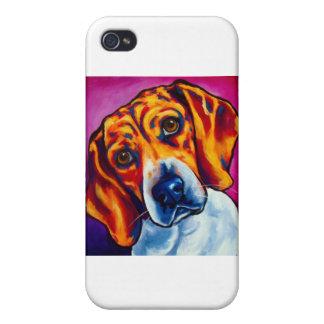 Beagle iPhone 4 Carcasas