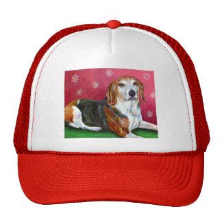 Beagle Trucker Hats