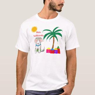 Beagle Hawaiian Christmas T-Shirt