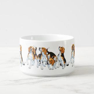 beagle hound bowl
