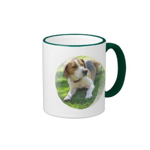 Beagle Hound Dog Coffee Mug