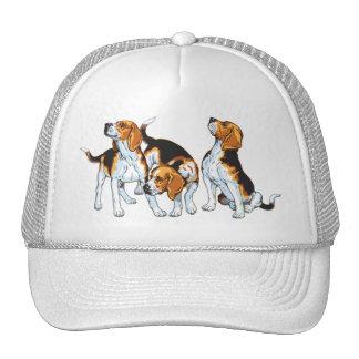 beagle hound hat