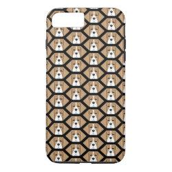 Case-Mate Tough iPhone 7 Plus Case with Beagle Phone Cases design