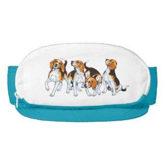 beagle hounds visor