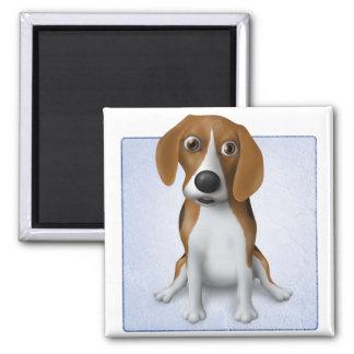 Beagle Imanes De Nevera