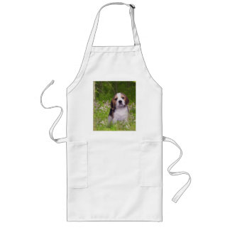 Beagle In Forest Apron