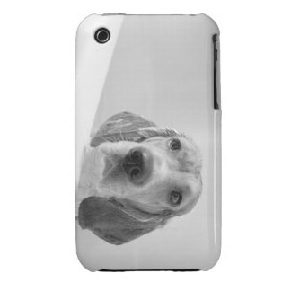 Beagle in the Bathtub iPhone 3 Covers