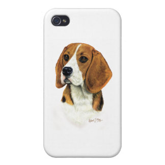 Beagle Cover For iPhone 4