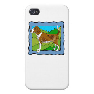 Beagle Covers For iPhone 4