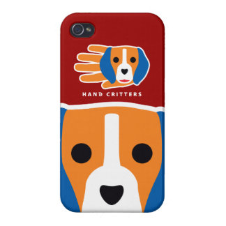 Beagle iPhone 4/4S Cover