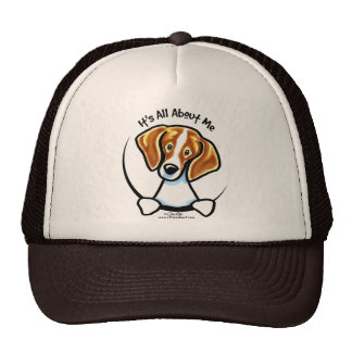 Beagle Its All About Me IAAM Trucker Hat
