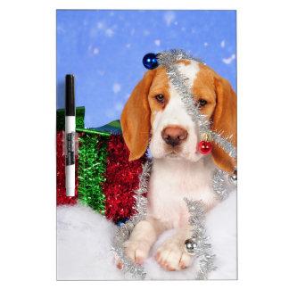 Beagle Jingle Dry Erase Whiteboards