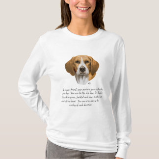 Beagle Keepsake MALE T-Shirt