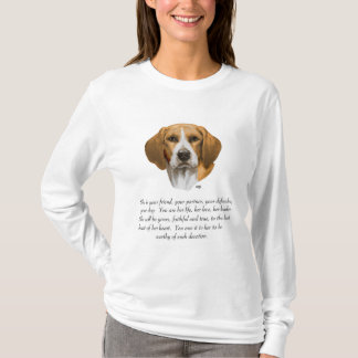 Beagle Keepsake T-Shirt