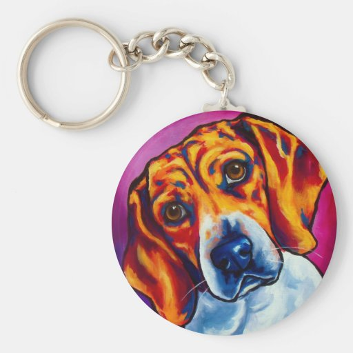 Beagle Key Chains