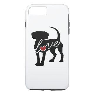 Beagle Love iPhone 8 Plus/7 Plus Case